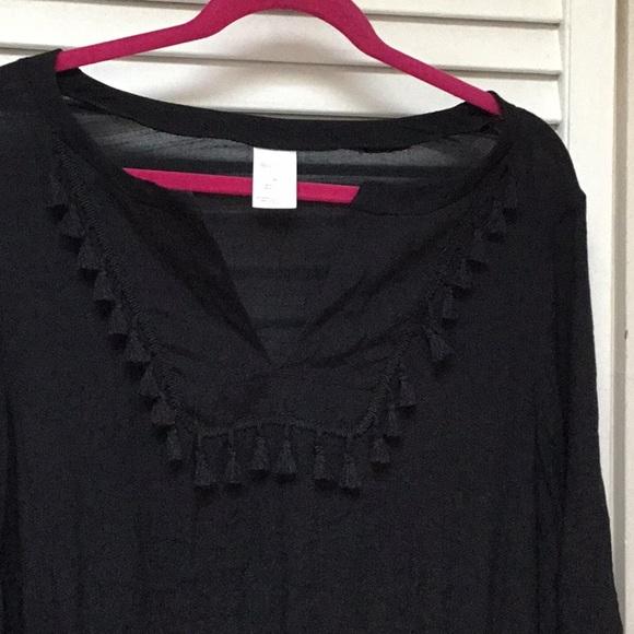 Xhilaration Other - Swimsuit cover up black